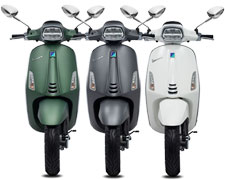 VESPA SPRINT150 ABS LED